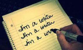 Im a writer